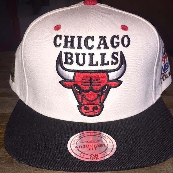 740b075c32a74f Mitchell & Ness Accessories | Chicago Bulls 1991 Nba Finals Mitchell ...